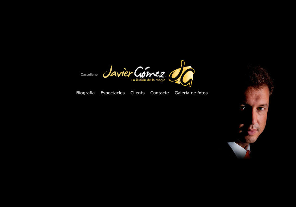 Mago Javier Gómez